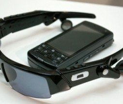 Toshiba 911T Multimedia Phone with Oakley Bluetooth Sunglasses