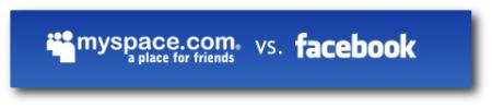 MySpace vence a FaceBook