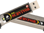 Corsair Survivor, pendrive de 8GB