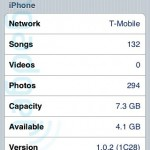 iPhone liberado por software