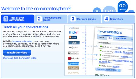 coComment 2.0