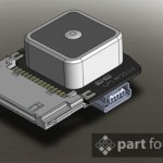 GPS para iPhone de Part Foundry