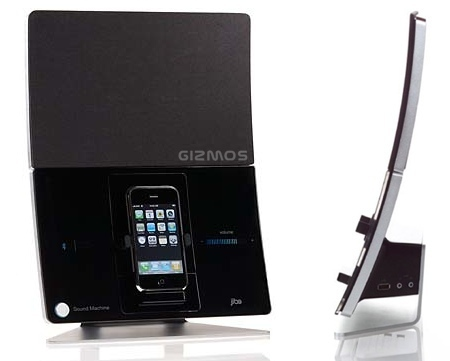 Jibe Audio Sound Machine iPhone Dock