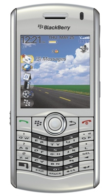 Blackberry 8110 Pearl GPS