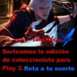 Sorteo Devil May Cry 4