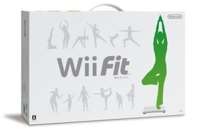 Wii Fit Wii Balance Board