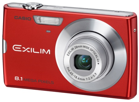 Casio Exilim EX-Z150 YouTube