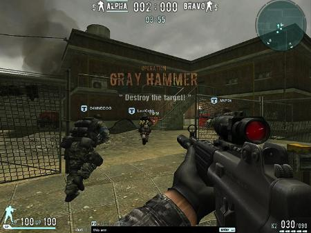 Combat Arms shooter gratuito