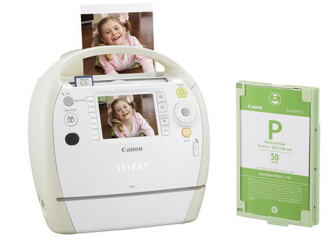 Canon Selphy ES3