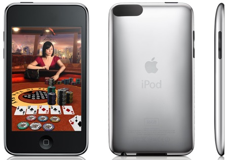 iPod Touch 2G perfiles