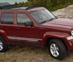 Jeep Liberty vista completa