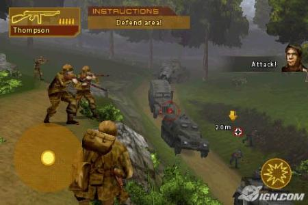 Brothers In Arms Hour of Heroes iPhone