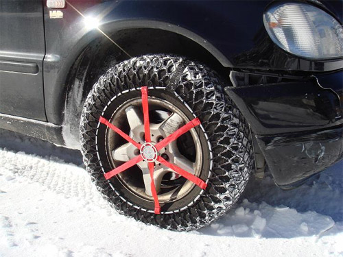 Thule Tire Chains For  Honda Crv Touring