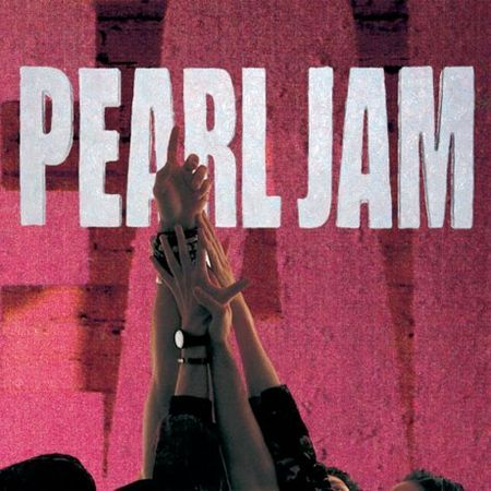 pearl jam ten rock band