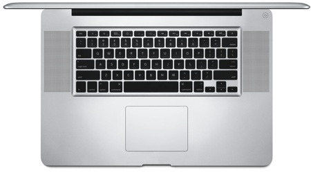 Apple MacBook Pro 17 pulgadas unibody