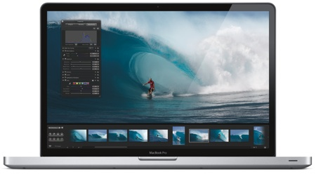 Apple MacBook Pro 17 pulgadas