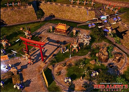 Command and Conquer 3 Red Alert Uprising