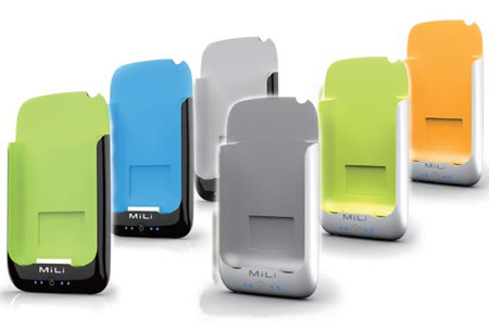 PhoneSuit Mili Power Pack
