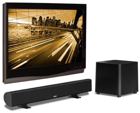 Polk Audio SurroundBar SDA Instant Home Theater
