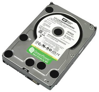Western Digital Caviar Green de 2 TB