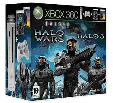 Xbox 360 Halo Pack