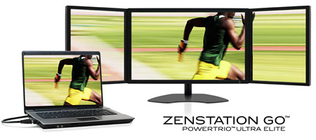 Zenstation Go Powertrio Ultra Elite