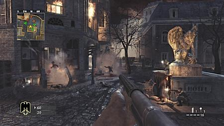 Call of Duty World At War Zombis Nazis