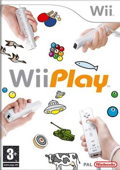 Wii Play PAL