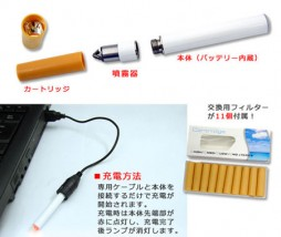 Thanko USB Cigarette