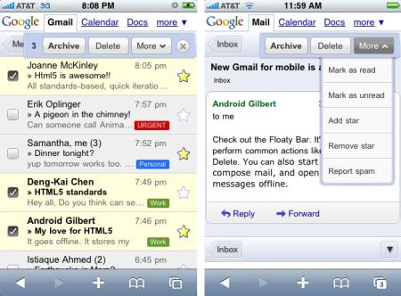 Gmail for Mobile