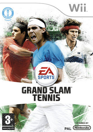 Grand Slam Tennis Nintendo Wii
