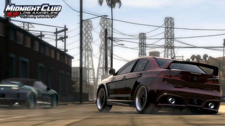 Midnight Club Los Angeles South Central coches