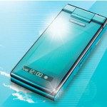 Sharp Solar Phone