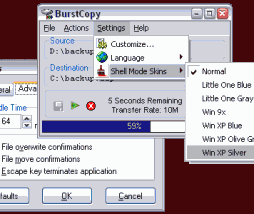BurstCopy, acelera las copias de ficheros en Windows