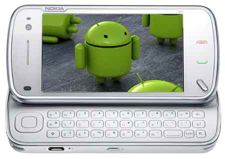 Nokia N97 Android