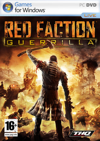 Red Faction Guerrilla PC Games for Windows