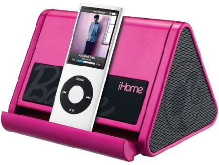Barbie iPod dock