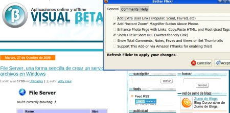 Better Flickr 0.4.1
