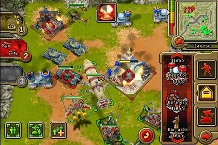 Command and Conquer Red Alert iPhone iPod Touch