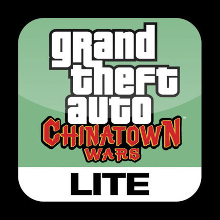 Grand Theft Auto Chinatown Wars Lite iPhone iPod Touch