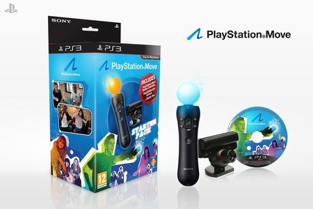 Playstation Move Starter Pack Europa