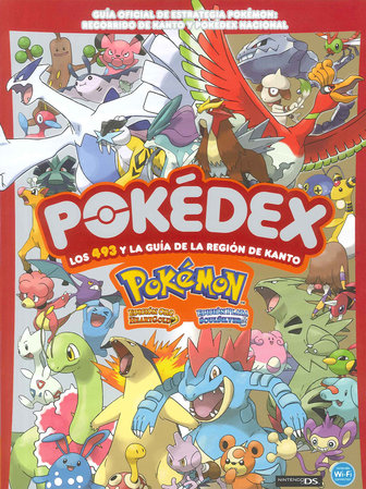 Pokedex Guía de Pokemon