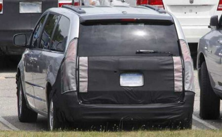 Chrysler Town & Country/Grand Voyager