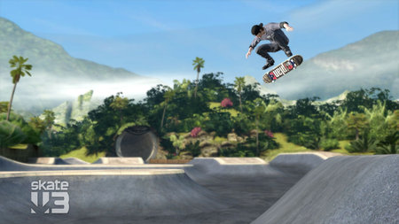 Skate 3 DLC Hawaiian Dream