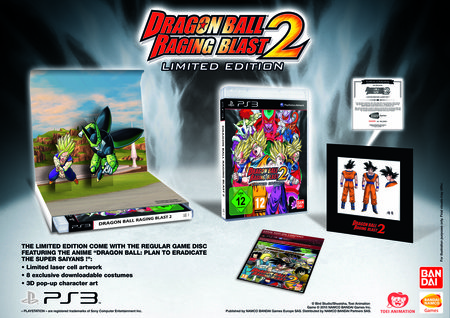 Dragon Ball Raging Blast 2 (Edición limitada)