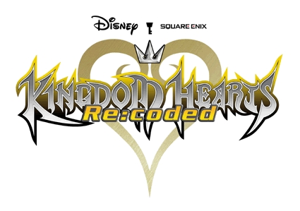 Kingdom Hearts Recoded Nintendo DS LOGO