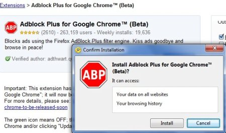 descargar abp chrome