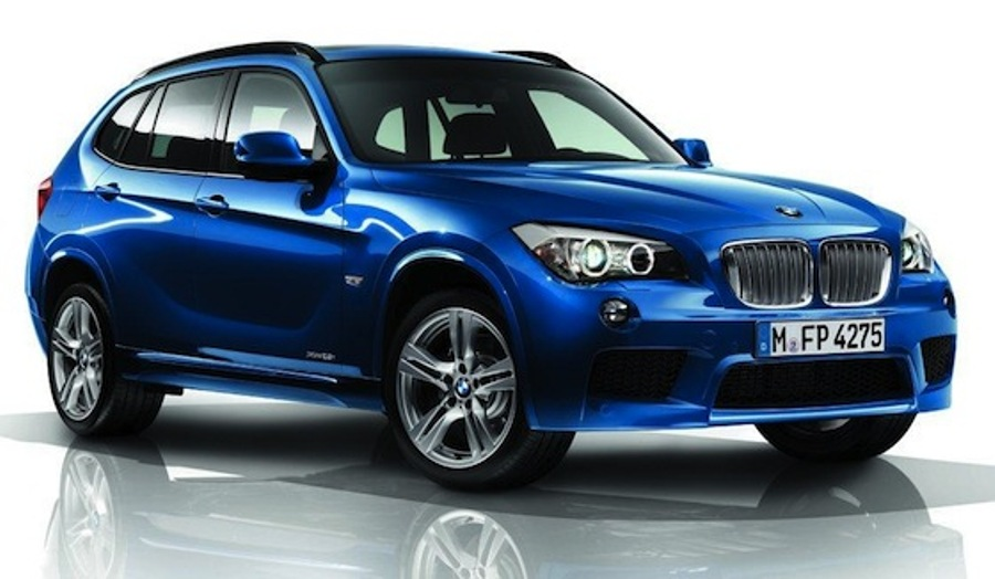 im genes del bmw x1 m sport package gizmos. Black Bedroom Furniture Sets. Home Design Ideas
