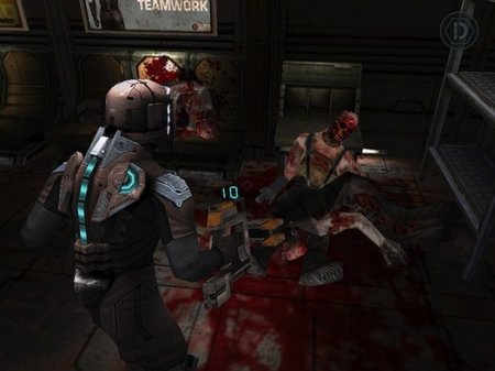 Dead Space iPhone iPod Touch iPad