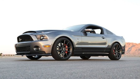 Shelby Mustang GT500 Super